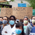 BLM Protest at UCLA